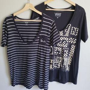 Vans T-Shirt Bundle